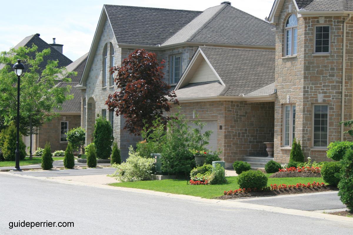 Liste d inspection pour l ext rieur d une maison neuve for Exterieur maison neuve