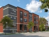 Le P40, condos in Ahuntsic