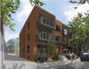 Le Rushbrooke, condos with mezzanines and private rooftop terraces, storage and parking option in Pointe-St-Charles