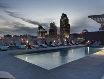 21e - phase 1 - toit terrasse