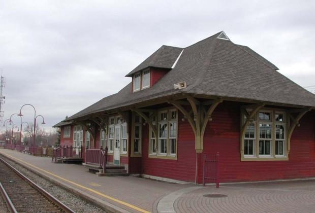 Gare de Beaconsfield