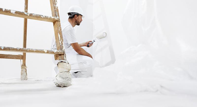 peinture condominium neuf