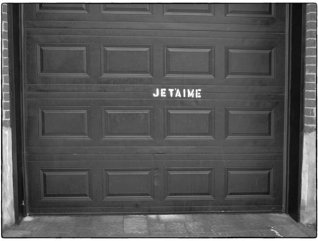 garage, je t'aime