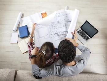 plan habitation neuve