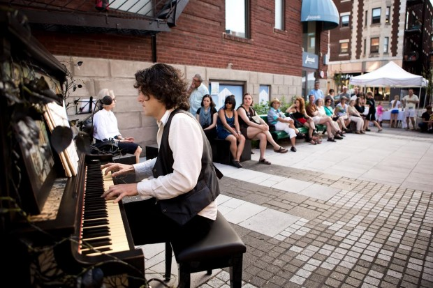 piano outremont
