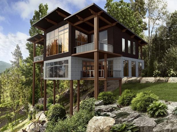 Maisons Bel Air - maisons de prestige