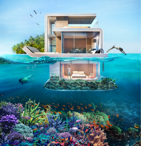 Une Habitation Sous L Eau C Est Possible