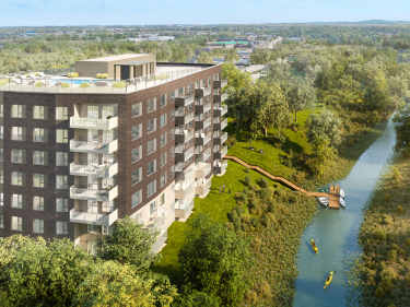 Natureo - New condos in Saint-Constant near the metro