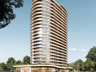 Central Parc - Condos and Appartments for rent in Quebec