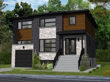 Cornwall - Maisons neuves en Montérégie en livraison: > 400 001$