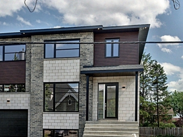 Cornwall - New houses in Longueuil