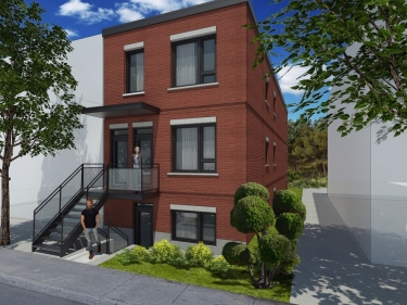 Le Privé - New condos in Ahuntsic