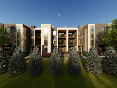Terrasse Mirabel - Condos neufs dans les Laurentides avec garage: < 150000 $