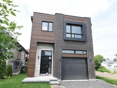 St-Jean-Baptiste - Maisons neuves à Montréal: 400001$ - 450000$