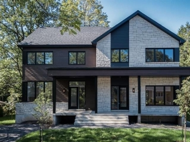 Projet Rouville - Maisons neuves à Québec