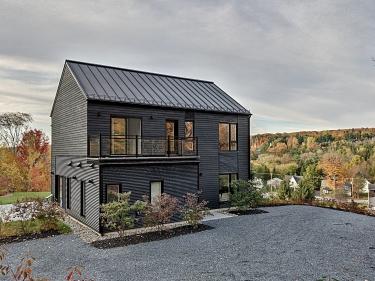 Frelighsburg-en-haut - New houses in Cowansville in delivery: 3 bedrooms
