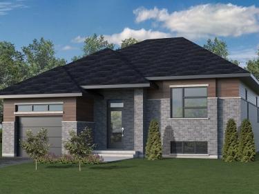 Des Bâtisseurs - Maisons neuves à Châteauguay: 150001$ - 200000$