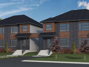 Le Vieux Clocher - New houses in Boucherville in delivery: $150 001 - $200 000
