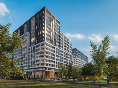 Oria Condominiums Phase 2 - Condos neufs à Brossard en inscription