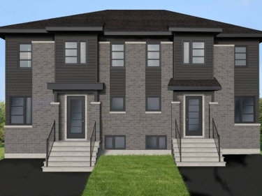 Rue Henriette - New houses in Mont-Saint-Grégoire in delivery: $300 001 - $350 000