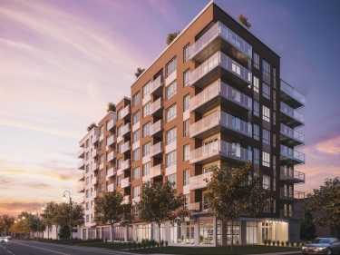 Néo Condos - New condos in Montréal-Nord with elevator with garage with pool: $350 001 - $400 000