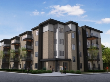 Évolution Urbaine Brossard - New rental condos - New Condos and Appartments for rent in Quebec