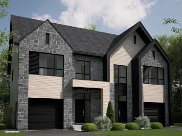 Projet résidentiel - Saint-Augustin Mirabel - Maisons neuves à Mirabel: 250001$ - 300000$