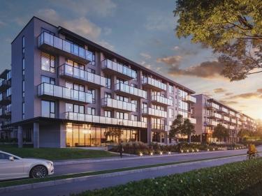 Bellevue MTL - Condos et appartements neufs à louer à Montréal