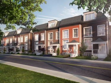 Domaine Tevere - West Island - New houses in Montreal registering now