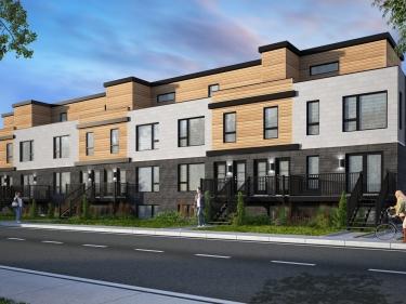 Le 52 Legrand - Condos neufs à Laval-des-Rapides: 350001$ - 400000$