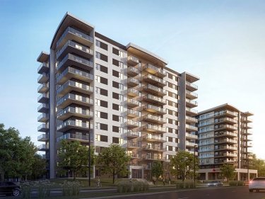 Focus Appartements Phase 2 - Location neuve au Québec