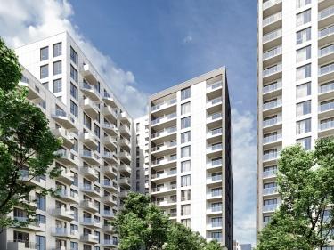 Auguste & Louis Condominiums - Phase 2 - Condos neufs dans le Village avec unités modèles avec ascenseur avec Piscine