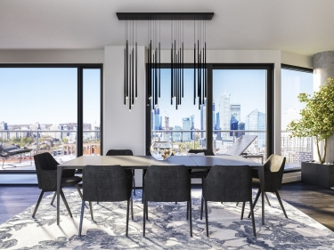 Noir Collection - Penthouses NOCA - In Montreal