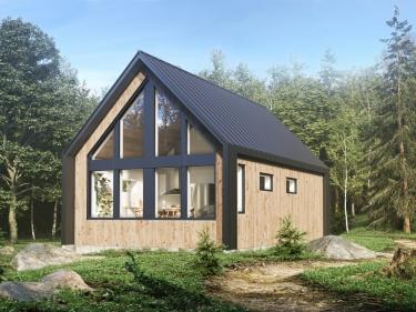 Hameaux du Boisé - Maisons neuves à Val-David en livraison: 250001$ - 300000$