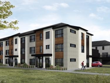 TWN HÜS - Maisons neuves dans les Laurentides avec garage près d'une gare