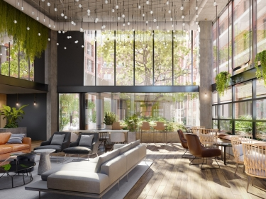 Quartier Général - New condos in Nuns' Island with gym: $450001 - $500000