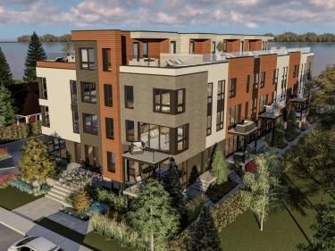 Le 984 Notre Dame - Condos neufs à Joliette en construction: 1 chambre, 250001$ - 300000$