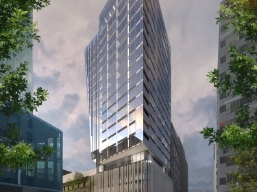 Impéria - New condos in Old Montreal with elevator with pool: $200 001 - $250 000
