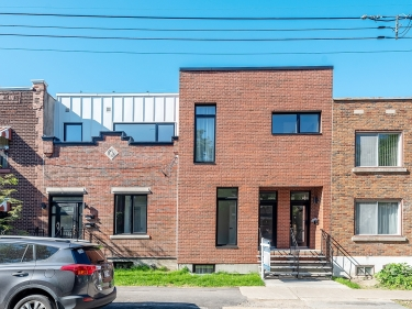 Le Berri - New condos in Villeray with model units move-in ready with elevator with outdoor parking with pool