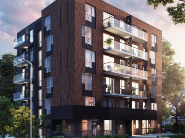 The Athlone Apartments - New condos in Mont-Royal