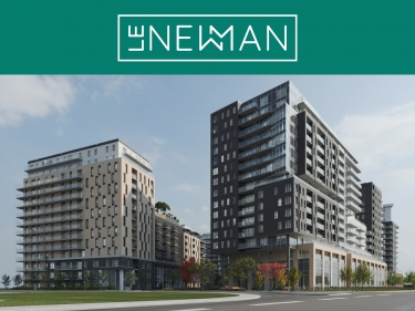 Le Newman - New condos in LaSalle move-in ready with elevator: $400001 - $450000