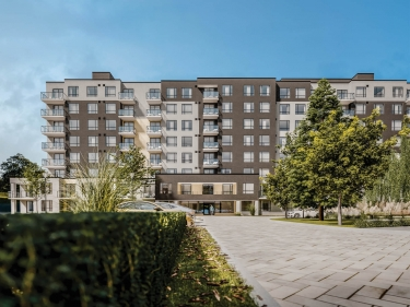 Station G - New condos in Mascouche