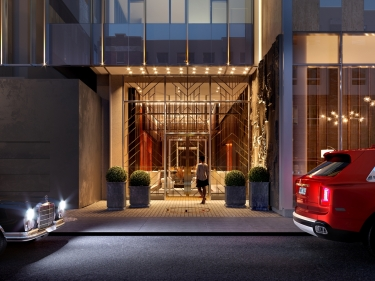 Gatsby Condominiums - Condos neufs dans Shaughnessy - Golden Mile Square avec ascenseur avec garage avec Piscine: 300001$ - 350000$
