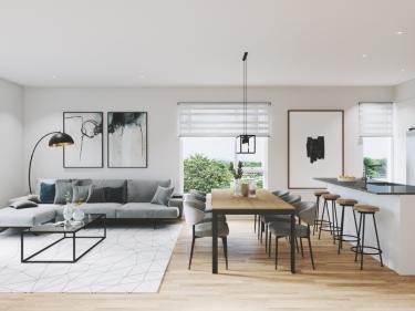 Le Riverside - Condominiums Locatifs - Condos et appartements neufs à louer à LaSalle