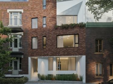 4609 De La Roche - Luxueux Condos à louer - Condos et appartements neufs à louer dans le Plateau-Mont-Royal
