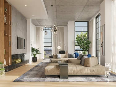 Gallery - Penthouse Collection - New homes Luxury