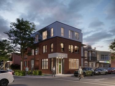 Le Rosemont - Condos neufs à Duvernay en construction: 450001$ - 500000$