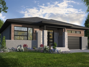 Doma - Bungalows and Cottages - New houses in Terrebonne: > $500 001