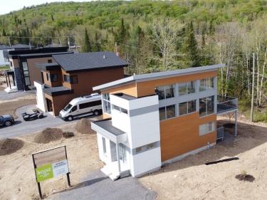 Le Boisé Lac Beauport - New houses in Quebec city region