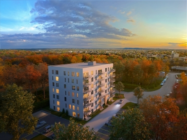 Evado Appartements - New Condos and Appartments for rent in the Laurentians